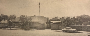 Crispette factory in 1955