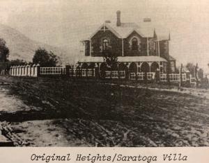 Saratoga Villa