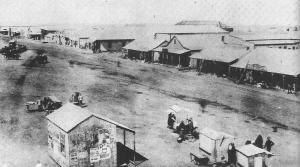Market street in 1887