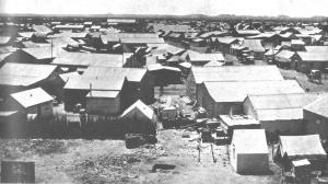 Market street in 1888