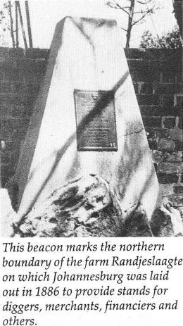 Randjeslaagte beacon apex in the 1960s
