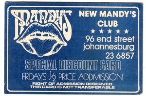 Mandy's Nightclub comp