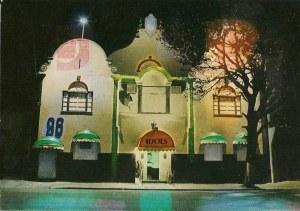 Idols Nightclub from the late 1980s