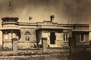 Bettelheims mansion