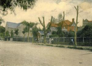 Charlton Terrace eary 1900s
