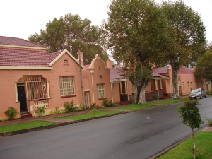 Remaining houses on Pierce str