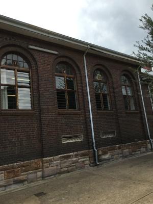 IH Harris school buildings