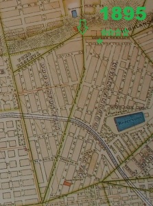 Map from 1895