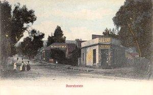 Early shops in Doornfontein