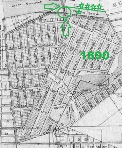 Map from 1890