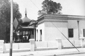 Turkish Consulate early 1900s