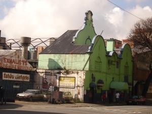 96 End Street in 2011