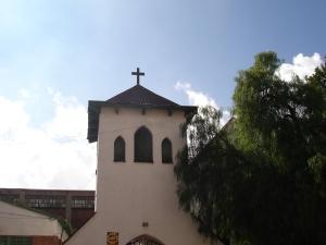 Lutherian Church in Davies Street 2011