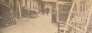 Shamus's Yard from 1969