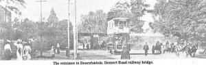 Gateway to Doornfontein: Siemert railway bridge 1907