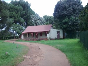 Jonkershuis - bungalow next to the farmhouse