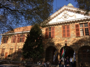 Jeppe Boys main building