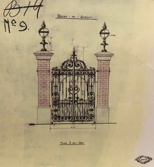 Friedenheim gates design
