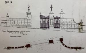 Friedenheim gates plan