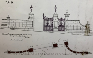 Friedenheim gates plan