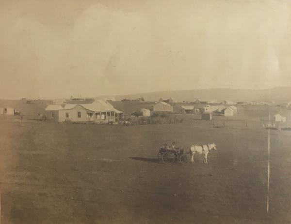 Jeppestown in 1892