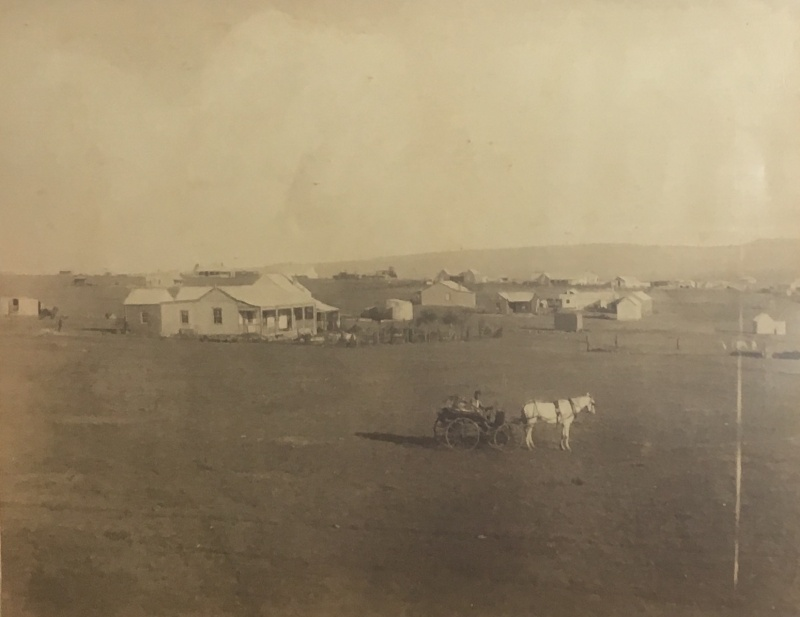 Jeppestown in 1892