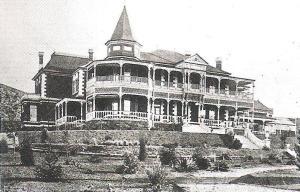 Julius Jeppe's house Friedenheim