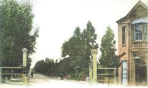 Belgravia toll gates