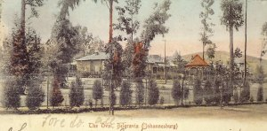 Belgravia Oval ealry 1900s