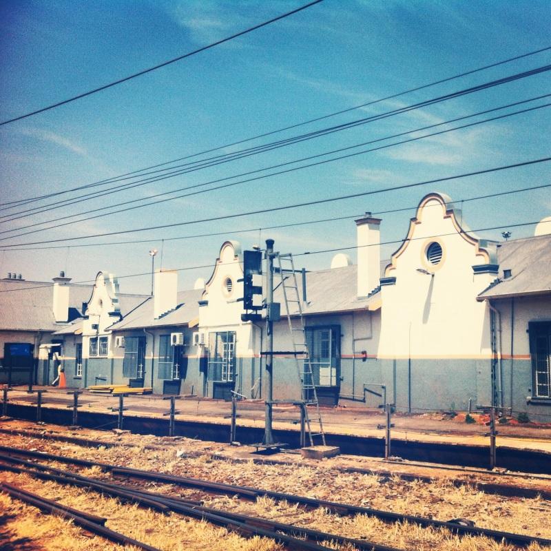 Braamfontein station