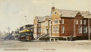 St. Mary's College c1910