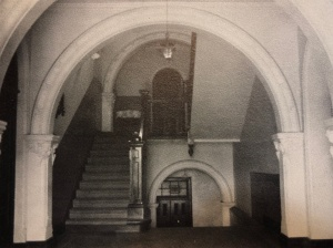 St. Mary's entrance hall c1920