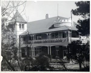 Thabana House c1960