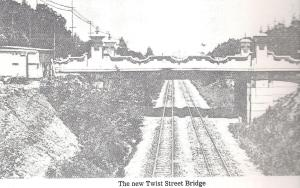 Twist Street bridge Johannesburg 1905