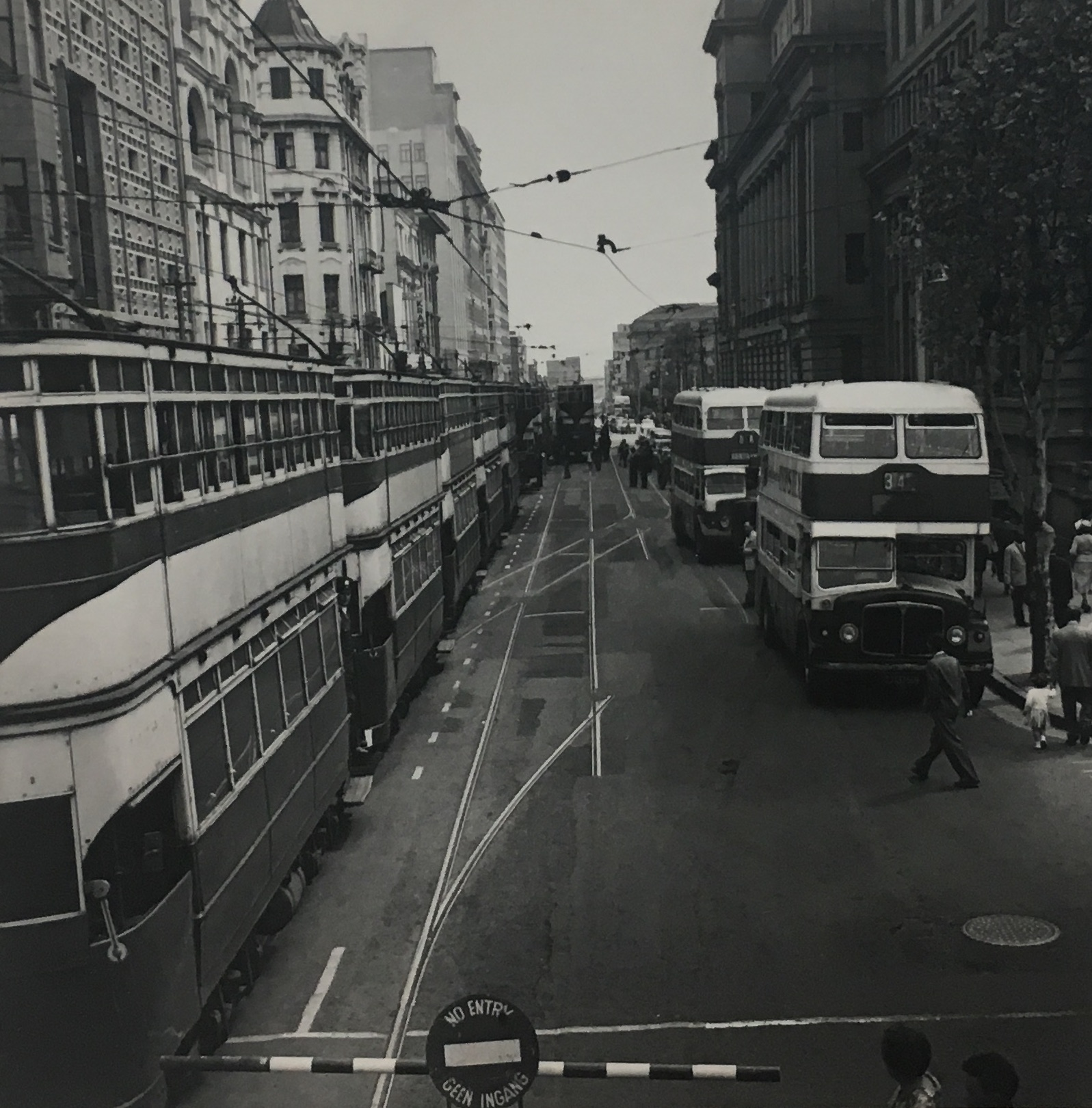 Short history of trams in Johannesburg | Johannesburg 1912 - Suburb