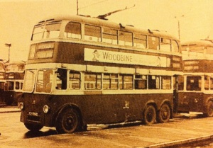 Trolley bus 1935