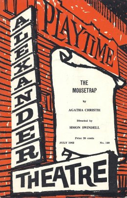 The Mousetrap at Alexander Theatre