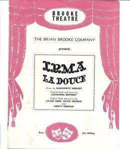 Irma La Douche at Brooke Theatre