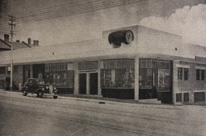 MAtterson & Son head office Main str 1920
