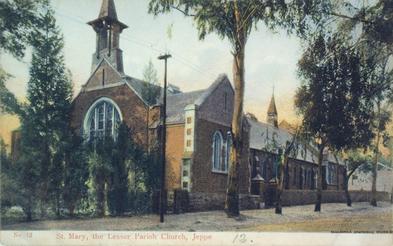 St Marys the less 1906