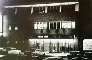 Alexander Theatre late 1960s