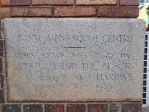 BMSC cornerstone