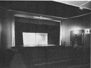 Brooke Theatre interior