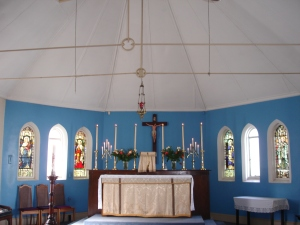 St. Mary-the-less interior