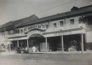 His Majesty's Theatre in 1933