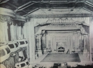 Interior of second Empire Palace of Varieties
