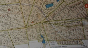 Jeppestown Map 1896
