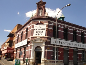 Jeppestown Post Office in 2012