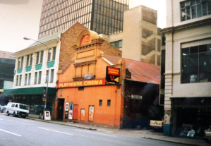 Playhouse cinema Main Str