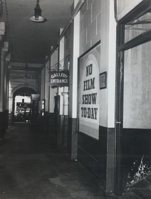 Standard Theatre arcade